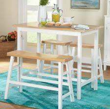modern breakfast nook dining furniture sets ebay