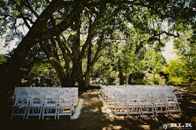 northern california wedding venues ceremony among the oak trees venue vixens