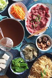 cuisiner viande à fondue fondue shabu shabu y a pas que les frites dans la vie