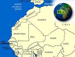 africa map gambia gambia the facts culture recipes language government