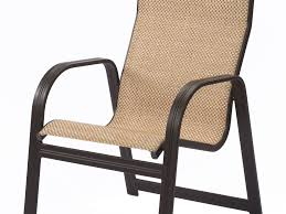 Stackable Plastic Patio Chairs by Patio 13 Stackable Patio Chairs Resin Wicker Bistro Chairs