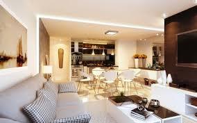 Modern Open Kitchen Living Room Designs Open Living Room Kitchen Designs Latest Gallery Photo