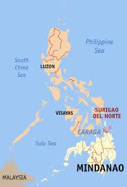 san francisco quezon map san francisco surigao norte philippines universal stewardship