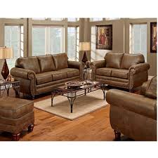 livingroom furniture sets sedona nailhead living room set 4 pc sam s club