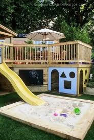 Backyard Sandbox Ideas 1000 ιδέες για Sandbox στο Pinterest