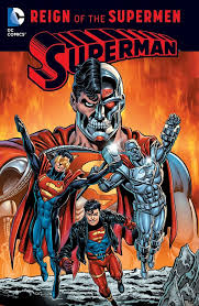 the death and return of superman gets a two part animated movie dc