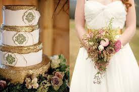 celtic wedding st s day wedding inspiration