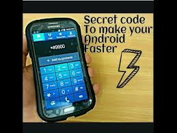 make android faster secret code makes your android faster works 100