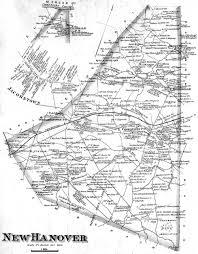 County Map Of Nj Reference Burlington County Nj Njgenweb