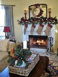 Christmas Home Decor Crafts My Rustic And Cozy Christmas Mantel Burlap And Plaid Hometalk