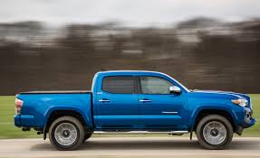 toyota tacoma blacked out 2018 toyota tacoma in depth model review car and driver