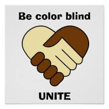What Is Color Blind Racism Color Blindness Posters Zazzle