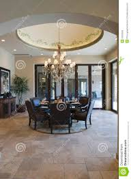 circular dining room house circular dining table chandelier above 33903502 excellent