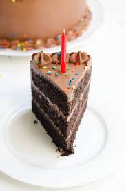 birthday cake chocolate birthday cake s food cake with rich chocolate