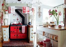 Red Kitchen Set - 30 retro kitchen ideas 777 baytownkitchen
