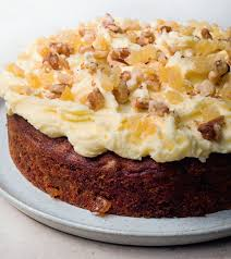 ginger and walnut carrot cake nigella u0027s recipes nigella lawson