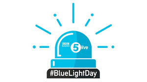 Blue Light Live Bbc Blogs Behind The Mic The 5 Live Blog The Blue Light Day Blog