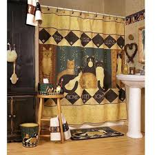 primitive country shower curtains best inspiration from