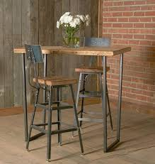 Tall Bar Table And Chairs Sosfund With Regard To High Top Tables