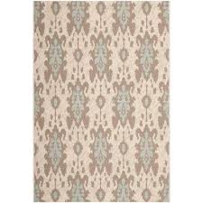 4 X 6 Outdoor Rug Ikat 4 X 6 Outdoor Rugs Rugs The Home Depot
