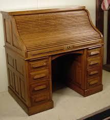 Antique Secretary Desk Value by Antique Quarter Sawn Oak 50