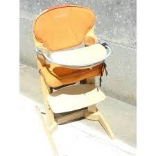 chaise haute b b occasion chaise haute en bois bebe chaise en chaise blames structure chaise