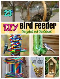 23 diy bird feeder and bird houses ideas to cherish your backyard