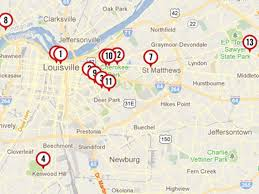 Louisville Map Readers Vote Louisville U0027s 14 Best Coffee Shops