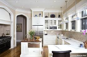 deco cuisine classique deco cuisine classique cuisine blanche bois with classique cuisine