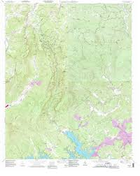 Red River Gorge Map Linville Gorge Wilderness
