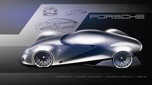 concept porsche this porsche concept could be the answer to autonomy