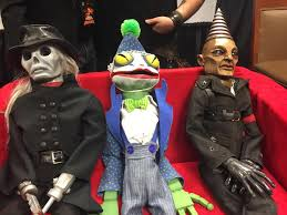 blade and the gang get a new look for puppet master littlest