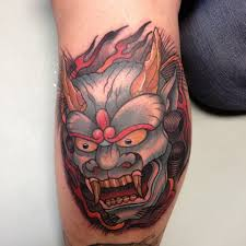 100 oni tattoo meaning oni mask origin symbolism and 6