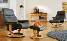 Stressless Chair Prices Stressless Sunrise Recliner Chair Ergonomic Lounger And Ottoman By