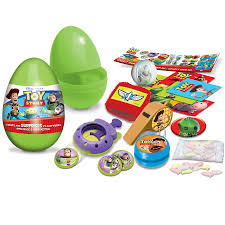 easter eggs surprises story eggs candy toys