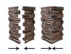 Best 25 Stone Columns Ideas by Best 25 Column Wrap Ideas On Pinterest Diy Exterior Column