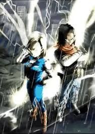 android 17 and 18 dokkan battle lr androids how to get how to fully dokkan awaken