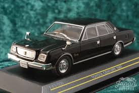 toyota century first43 1 43 toyota century 1967 f43 009 black best buy gift from