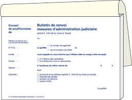 bureau de jugement conseil de prud hommes carnets de 200 bulletins de renvoi jugement imprimés de