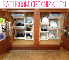 how to maximize space in your bathroom cabinet drawer organisers