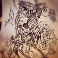 owl tattoos wallpy beautiful pictures tats