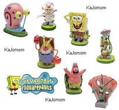 spongebob aquarium decorations ornaments your choice usa seller
