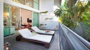 White Lounge Chair Outdoor Design Ideas Exterior Dazzling Outdoor Balcony Ideas With Black Table