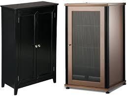 Media Cabinet With Sliding Doors Media Cabinet With Doors Before Media Stands With Glass Doors