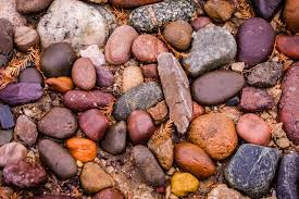 Colored Rocks For Garden Colored Rocks For Landscaping Design Bistrodre Porch And