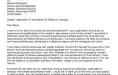 sample cover letter software engineer internship u2013 rimouskois job