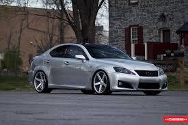 custom lexus is350 f sport vossen wheels lexus is vossen cv3r