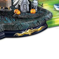 hawthorne village halloween amazon com nightmare before christmas halloween town lagoon