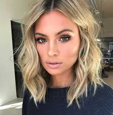 50 inspired short lob haircut 50 best short haircuts you will want to try in 2018 wavy lob