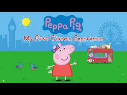 peppa pig cinema experience book tickets cineworld
